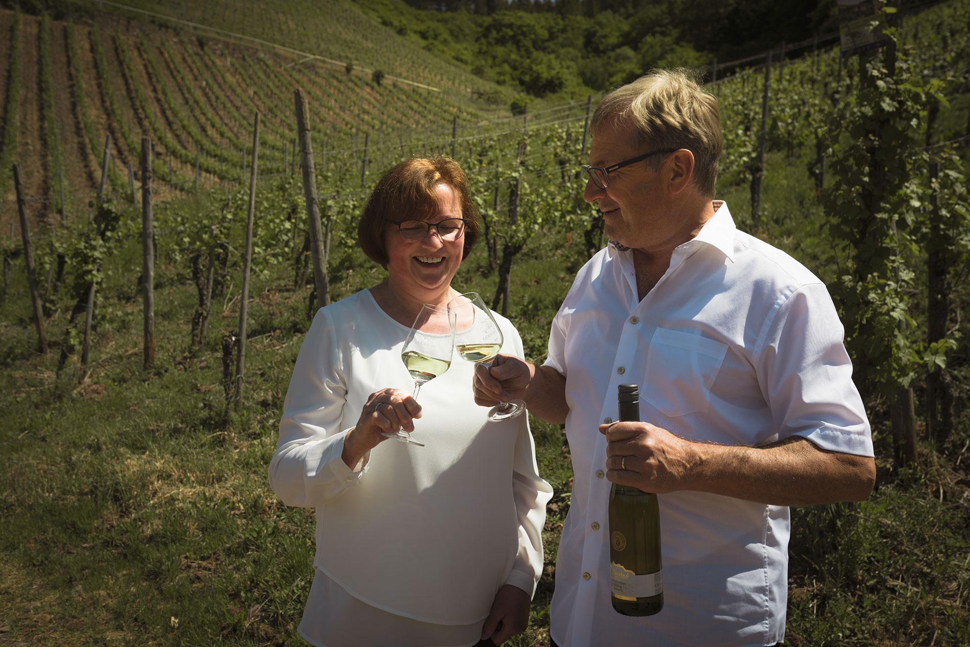 Weingut Zecherhof - Urlaub, Wein & Genuss in Neef