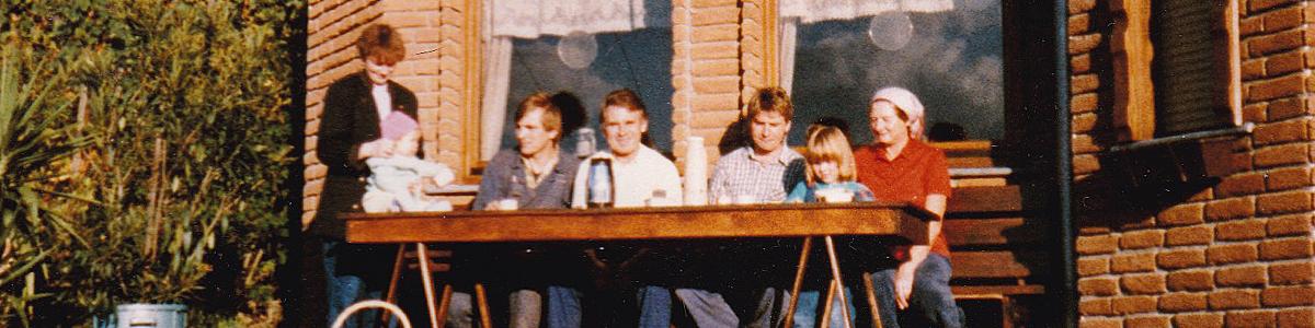 Weingut Zecherhof - Unsere Geschichte - Familie Kaufmann