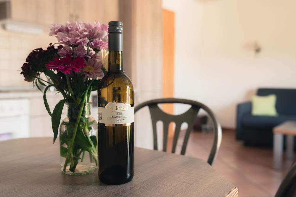 Weingut Zecherhof - Ferienwohnung Chardonnay